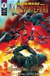 Обложка комикса Звездные Войны: Алая Империя: Кровавый Совет №5
