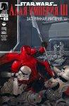 Обложка комикса Звездные Войны: Алая Империя III - Затерянная Империя №3