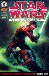 Обложка комикса Звездные Войны: Возрождение Тьмы №4