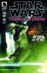 Обложка комикса Звёздные войны: Темные Времена - Огонь Не Угас №2