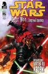Обложка комикса Звездные Войны: Дарт Мол - Смертный Приговор №2