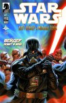 Обложка комикса Звёздные войны: Дарт Вейдер и Мольбы Теней №2