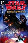 Обложка комикса Звёздные войны: Дарт Вейдер и Тюрьма-Призрак №1