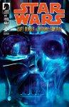 Обложка комикса Звёздные войны: Дарт Вейдер и Тюрьма-Призрак №3