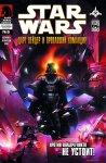 Обложка комикса Звёздные войны: Дарт Вейдер и Пропавший Командир №5
