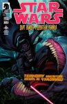 Обложка комикса Звёздные войны: Дарт Вейдер и Девятый Убийца №4