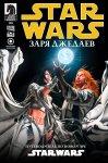 Обложка комикса Звездные Войны: Заря Джедаев - Ураган Силы №0