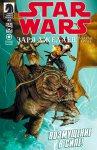Обложка комикса Звездные Войны: Заря Джедаев - Ураган Силы №2