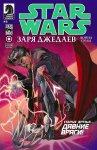Обложка комикса Звездные Войны: Заря Джедаев - Война Силы №2