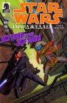 Обложка комикса Звездные Войны: Заря Джедаев - Узник Богана №4