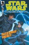 Обложка комикса Звездные Войны: Заря Джедаев - Узник Богана №5