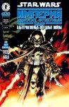 Обложка комикса Звездные Войны: Альтернатива: Империя Наносит Ответный Удар №4