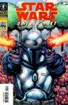 Обложка комикса Звёздные войны: Джанго Фетт - Сезон Открыт №4