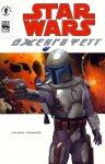 Обложка комикса Звёздные войны: Джанго Фетт