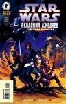 Обложка комикса Звездные Войны: Академия Джедаев - Левиафан №1