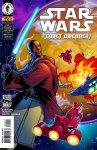 Обложка комикса Звездные Войны: Совет Джедаев: Боевые Действия №1