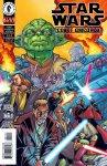 Обложка комикса Звездные Войны: Совет Джедаев: Боевые Действия №4