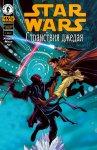 Обложка комикса Звёздные войны: Странствия Джедая №1