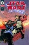 Обложка комикса Звёздные войны: Странствия Джедая №3