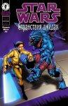 Обложка комикса Звёздные войны: Странствия Джедая №4