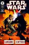 Обложка комикса Звездные Войны: Джедаи против Ситов №1