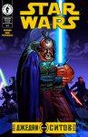 Обложка комикса Звездные Войны: Джедаи против Ситов №4