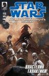 Обложка комикса Звездные Войны: Странствующий Рыцарь: Избавление №4