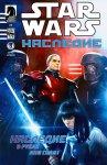 Обложка комикса Звездные Войны: Наследие №2