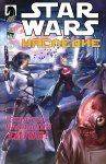 Обложка комикса Звездные Войны: Наследие №4