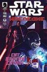 Обложка комикса Звездные Войны: Наследие №6
