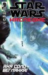 Обложка комикса Звездные Войны: Наследие №12
