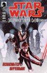 Обложка комикса Звездные Войны: Затерянное племя Ситов - Спираль №2