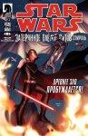 Обложка комикса Звездные Войны: Затерянное племя Ситов - Спираль №3