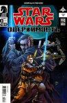 Обложка комикса Звёздные войны: Одержимость №3