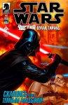 Обложка комикса Звёздные войны: Чистка - Кулак Тирана №1