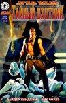 Обложка комикса Звездные Войны: Тайный Охотник