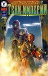 Обложка комикса Звездные Войны: Тени Империи №4