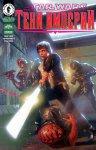Обложка комикса Звездные Войны: Тени Империи №5