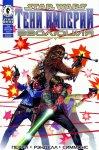Обложка комикса Звездные Войны: Тени Империи: Эволюция №3