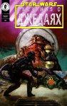 Обложка комикса Звездные Войны: Сказания о Джедаях №4