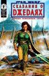 Обложка комикса Звездные Войны: Сказания о Джедаях: Темные Повелители Ситов №5