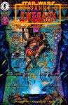 Обложка комикса Звездные Войны: Сказания о Джедаях: Крах Империи Ситов №2