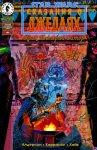 Обложка комикса Звездные Войны: Сказания о Джедаях: Крах Империи Ситов №4