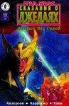 Обложка комикса Звездные Войны: Сказания о Джедаях: Золотой Век Ситов №4