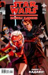 Обложка комикса Звездные Войны: Войны Клонов №6
