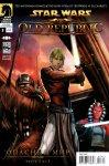 Обложка комикса Звездные Войны: Старая Республика №3