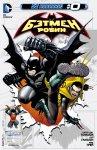Бэтмен и Робин №0