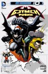 Обложка комикса Бэтмен и Робин №0