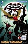 Обложка комикса Бэтмен и Робин №10