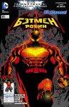 Обложка комикса Бэтмен и Робин №11